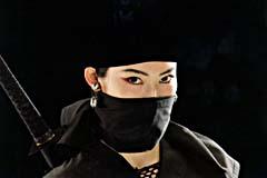Mulheres ninja